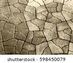 backdrop background from... | Shutterstock . vector #598450079