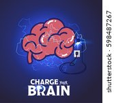 Human Brain Charge  For Power....