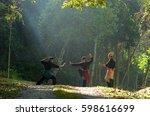 kedah  malaysia   march 11 ... | Shutterstock . vector #598616699