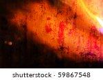 Heated Metal Texture