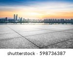 cityscape and skyline of san... | Shutterstock . vector #598736387