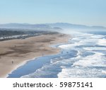 ocean beach  san francisco ... | Shutterstock . vector #59875141