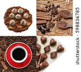 Collage  Coffee  Chocolate ...