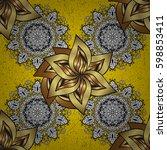 for your design  wallpaper.... | Shutterstock . vector #598853411