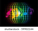 music background | Shutterstock .eps vector #59902144