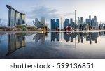 singapore  05 march 2017  art...   Shutterstock . vector #599136851