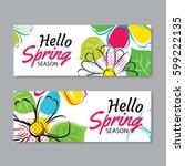 Hello Spring Sale Banner...