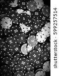 poker chips | Shutterstock . vector #599257514