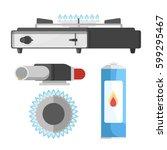 Portable Gas Burner Nozzle For...