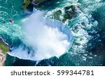 Niagara Falls  Canadian Side....