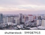 bangkok  thailand   march 13 ... | Shutterstock . vector #599387915