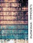 large rust backgrounds  ... | Shutterstock . vector #599452871