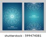 modern vector templates for...   Shutterstock .eps vector #599474081