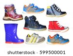 Children's Shoes For Different...