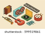 Music  Vector Illustration ...