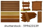 Different Design Of Wooden...