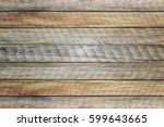wood texture with natural wood... | Shutterstock . vector #599643665