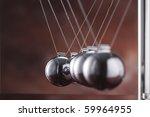 Stock Image Of Simple Pendulum ...