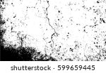 grunge texture. grunge texture... | Shutterstock .eps vector #599659445