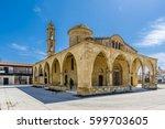 st. mamas church in morphou ... | Shutterstock . vector #599703605