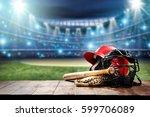 sport time  | Shutterstock . vector #599706089