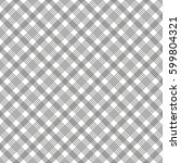 seamless pattern of lines.... | Shutterstock .eps vector #599804321