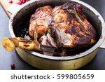 Whole Oven Roast Pork Shank...