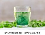 Green Mint Chlorophyll Drink I...