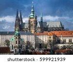 Historical Prague Castle ...