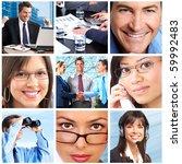 business  people.  businessmen... | Shutterstock . vector #59992483