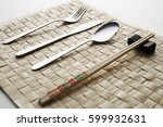 fork  knife  spoon and