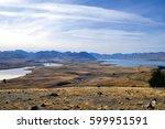 beautiful nature surrounding...   Shutterstock . vector #599951591
