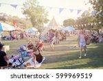 blur defocused background of... | Shutterstock . vector #599969519