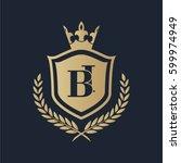 bi logo | Shutterstock .eps vector #599974949