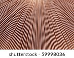 photo shot of  line texture - stock photo