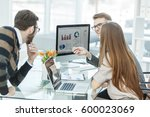 specialist in finance and... | Shutterstock . vector #600023069