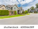 nicely trimmed and manicured... | Shutterstock . vector #600066389