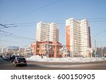 perm  russia   january 28.2017  ... | Shutterstock . vector #600150905