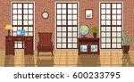 Loft Studio Furnished Interior...
