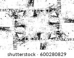 grunge black and white urban... | Shutterstock .eps vector #600280829