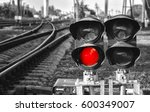 black and white close up view... | Shutterstock . vector #600349007