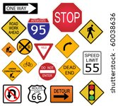 Image Of Various Road And...