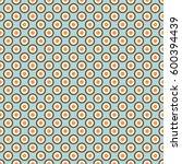 vector seamless tiling pattern...   Shutterstock .eps vector #600394439