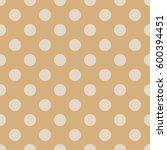 vector seamless tiling pattern... | Shutterstock .eps vector #600394451
