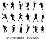 basketball | Shutterstock . vector #6004207
