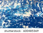 abstract background blue and... | Shutterstock . vector #600485369