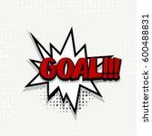 lettering fuck. comics book... | Shutterstock .eps vector #600488831