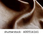 close up photo of brown leather ...   Shutterstock . vector #600516161