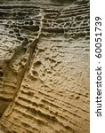 A Part Of Sandstone In Teplice...
