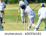 cricket batsman ball players...   Shutterstock . vector #600556181